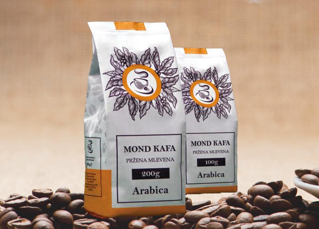 przena kafa mlevena mond
